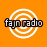 Logo of radio station Fajn Radio