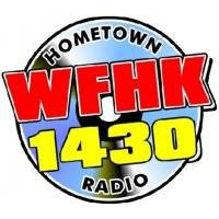 Logo of radio station WFHK