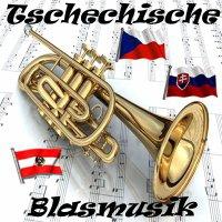 Logo of radio station Tsjechische Blaasmuziek