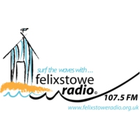 Logo of radio station Felixstowe Radio