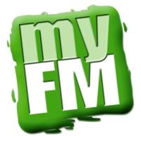 Logo of radio station CKYM-FM myFM 88.7