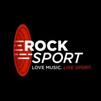 Logo of radio station RockSports Radio