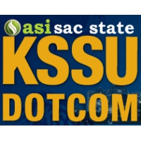 Logo of radio station KSSU Dot Com
