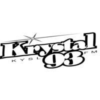 Logo of radio station KYSL - Krystal 93