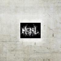 Logo of radio station radio rock  metal