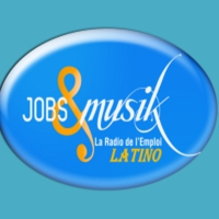 Logo of radio station La Radio Latino