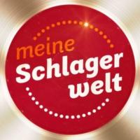Logo of radio station Meine Schlagerwelt Sachsen-Anhalt
