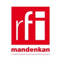 Logo of radio station RFI Mandenkan