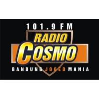 Logo of radio station Radio Cosmo Bandung 101.9