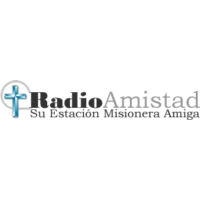 Logo of radio station KHCB Red de Radio Amistad