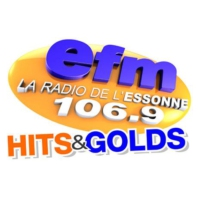 Logo of radio station Radio EFM