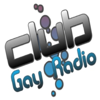 Logo of radio station Club Gay Radio