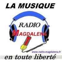 Logo of radio station RADIO MAGDALENA