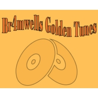 Logo of radio station br4mwell golden tunes