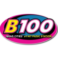 Logo of radio station KBEA B100