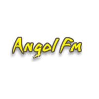 Logo of radio station Angol FM