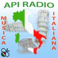 Logo of radio station API RADIO