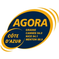 Logo of radio station Agora FM Côte d'Azur