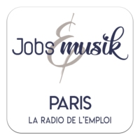 Logo of radio station Jobs et Musik Paris