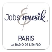 Logo de la radio Jobs et Musik Paris