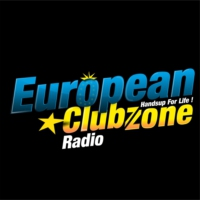 Logo of radio station European Clubzone