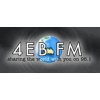 Logo of radio station 4EB