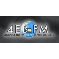 Logo of radio station 4EB