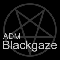 Logo of radio station ADM Blackgaze
