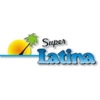 Logo de la radio Super Latina