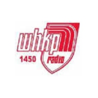 Logo of radio station WHKP