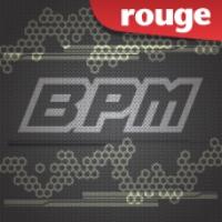 Logo of radio station Rouge FM BPM