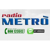 Logo of radio station Radio Metrò Italy