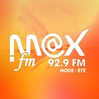 Logo de la radio Max FM 92.9
