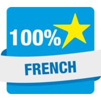 Logo de la radio Hit Radio - 100% French