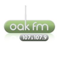 Logo of radio station Oak 107 FM