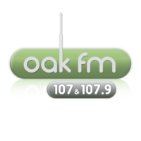 Logo of radio station Oak 107 FM