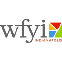 Logo of radio station WFYI 90.1 FM