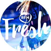 Logo of radio station RFM Fresh