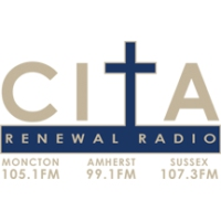 Logo of radio station CITA Christian Radio