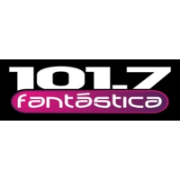 Logo of radio station 101.7 Fantastica