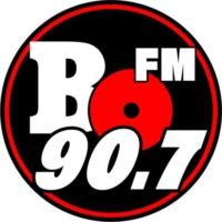Logo de la radio CFBO-FM BO FM 90.7