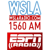 Logo of radio station WSLA ESPN