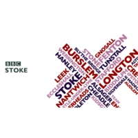 Logo of radio station BBC Radio Stoke