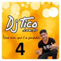 Logo of radio station Rádio DJ Tico 4 – RETRÔ