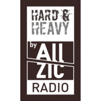 Logo of radio station Allzic Radio HARD AND HEAVY
