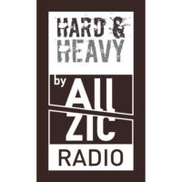 Logo de la radio Allzic Radio HARD AND HEAVY