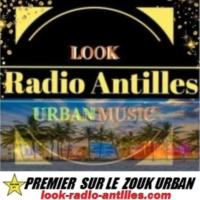 Logo of radio station Miami Look Radio Antilles