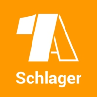 Logo of radio station - 1A Schlager -