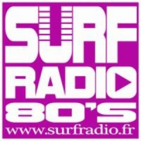 Logo of radio station Surf Radio 80