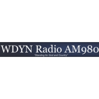 Logo of radio station WDYN